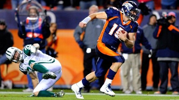 """""""Tim Tebow can fill the Jets' wildcat gap"""" ESPN (March 21, 2012)"""