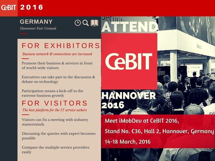 Are you an IT #entrepreneur ? You should attend @cebit 2016