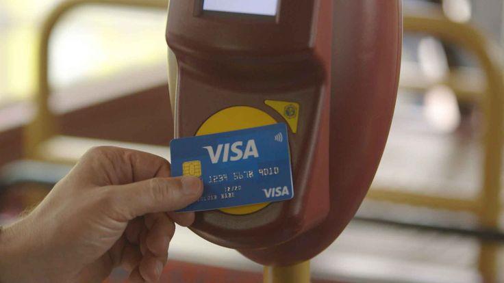 Visa acelera el ecosistema de transporte público #Itconnect