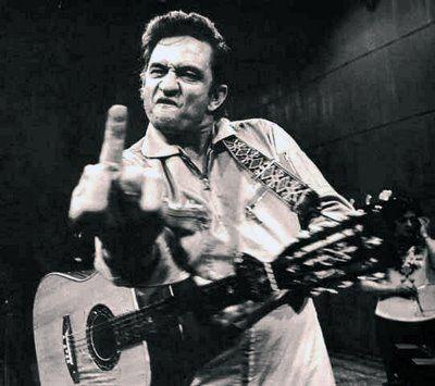 Prócer: Johnny Cash.