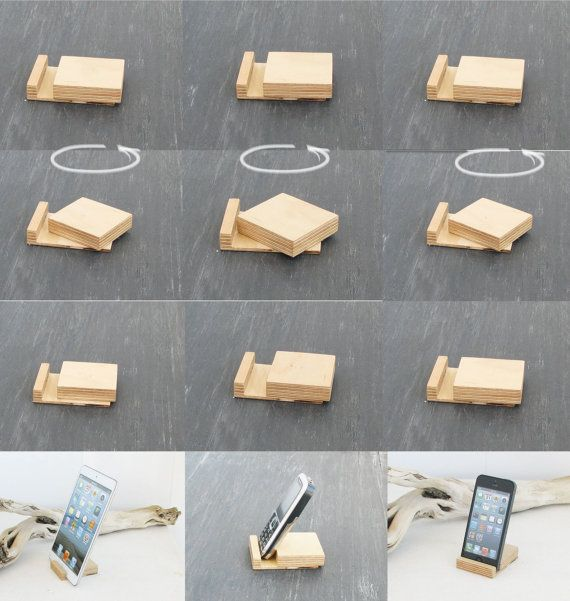 Soporte de teléfono tableta teléfono soportes soporte por TreeSky