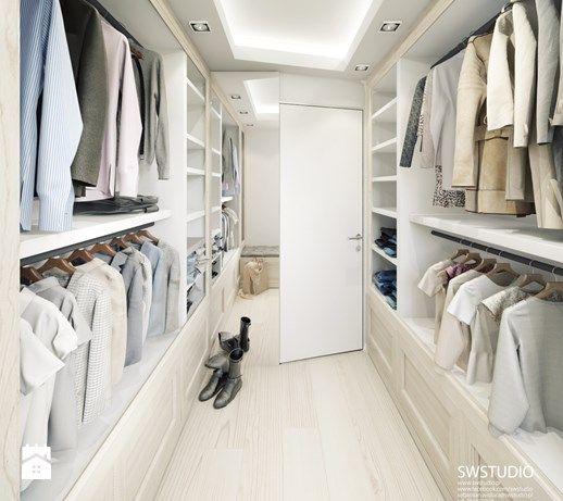 Aranżacje wnętrz - Garderoba: Garderoba G1 - SWSTUDIO. Przeglądaj, dodawaj i zapisuj najlepsze zdjęcia, pomysły i inspiracje designerskie. W bazie mamy już prawie milion fotografii!