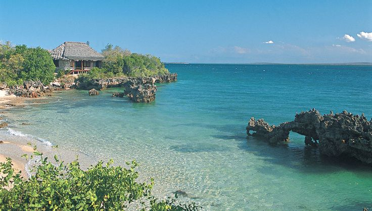 Azura Lodge in the Bazaruto Archipelago, Mozambique in East Africa - Perfect Honeymoon Destination