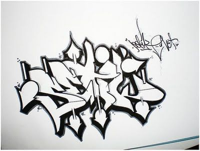 wildstyle graffiti | graffiti walls: Wildstyle Graffiti Gallery - Photo, Sketches, Outline