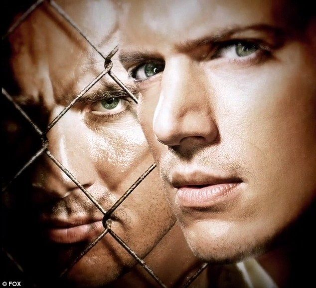 Revival! Wentworth Miller, 43, and Dominic Purcell, 45 will return as brothers Michael Scofield and Lincoln Burrows in a new series based on Prison Break