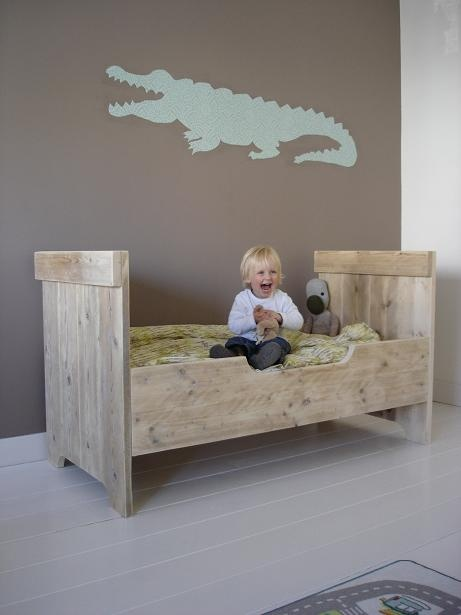 ... slaapkamer ideeen peuter on Pinterest  Beds, Toddler bed and Doors