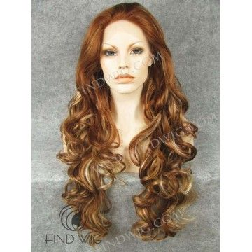 N5-30/27HR/613  Highlighted Wig. Wavy Chestnut Highlighted Long Wig  #rupauldragrace   #soyouthinkyoucandrag   #rupaul   #rpdr   #beautysalon   #hairsupply   #hairstyle   #hairsalon   #hair   #dragqueen   #dragrace   #dragwig   #drag   #gaywig   #lacefrontwig   #lacefront   #lacewig   #lacewigs   #wigstore   #crazywig   #wig   #wigs   #findwig   #onlinewigstore   #kanekalon   #skintop   #skintopwig   #skintopwigs   #lacefrontwigs  #dragshow #wigsonline