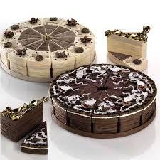 pasteles de chocolate para bodas