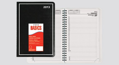 AGENDAS QUOTIDIENS DE BASICS®