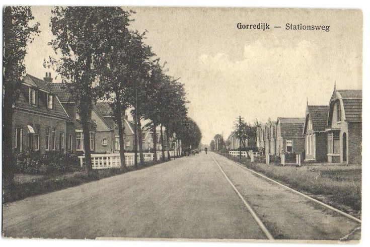 Gorredijk  Stationsweg