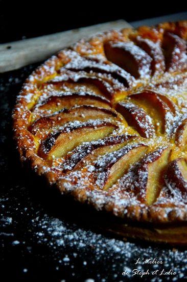 Tarte alsacienne aux pommes : la recette