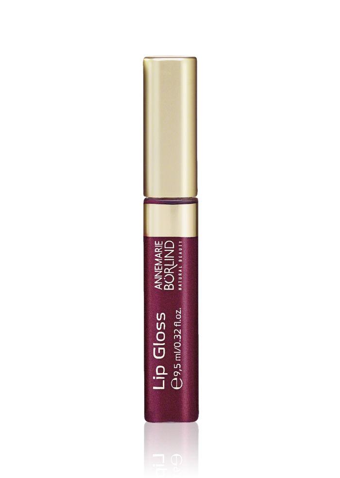 ANNEMARIE BÖRLIND Lip Gloss ruby - das ist wirklich ein sehr schönes Gloss, klebt nicht, schmiert nicht und läuft nicht in die feinen Fältchen. Blöderweise vertrag ich es nicht zur längeren Anwendung.