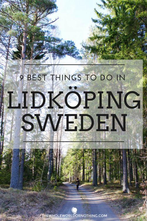 9 Best Things To Do In Lidköping Sweden | Where To Go In Sweden | Top Things To Do In Sweden | Hindens Rev | Lake Vanern | Kinnekulle | Lacko Slott | Spikken | Lake Hornburga | Crane Festival Sweden | Backpacking Sweden | Best European Travel Destinations