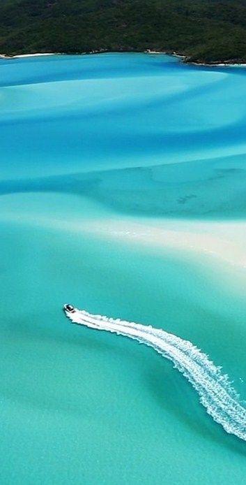 Whitehaven Australia Beach