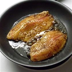 Mahi mahi in a superb glaze which would also work well over chicken, pork, or steamed vegies. Click for recipe