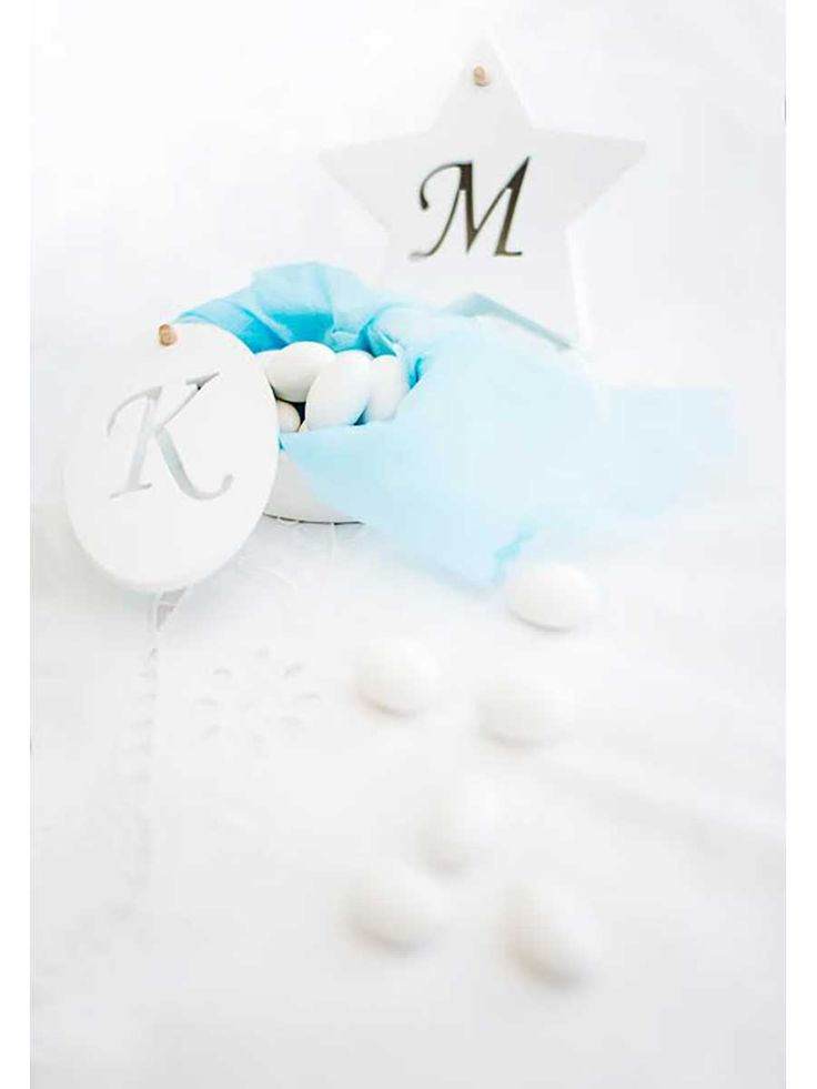 #monograms #favors #white #boxes