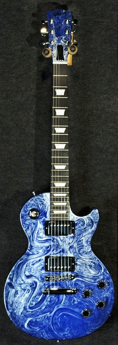 Gibson Custom Shop Les Paul Blue Sea
