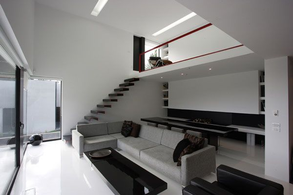 Modern maisonette interior design | Luxury hotels | Pinterest ...