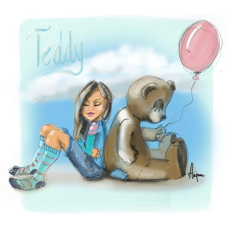 Teddy by Hajna