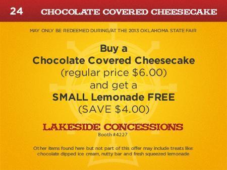 Deerfield fair discount coupons