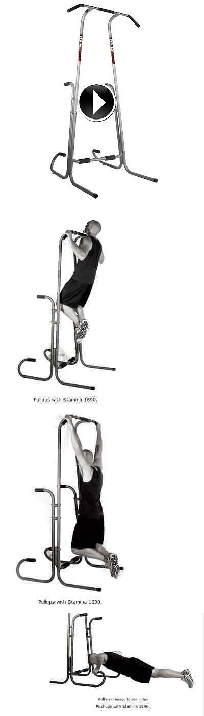 Pull Up Bars 179816: Workout Station Home Fitness Equipment Calisthenics Strength Training Exercise -> BUY IT NOW ONLY: $189.95 on eBay!