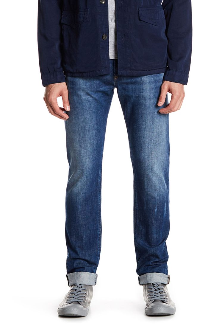 """Buster Slim Tapered Jean - 32"""" Inseam"""