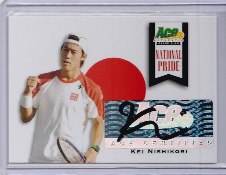 Item specifics    									 			Condition:  												 																	 															  															 															 																Very Good: An item that is used but still in very good condition. No damage to the jewel case or item cover, no  																  																		... - #Tennis https://lastreviews.net/sports-fitness/tennis/2013-ace-kei-nishikori-national-pride-auto-japan-tennis-autograph-np-kn1/