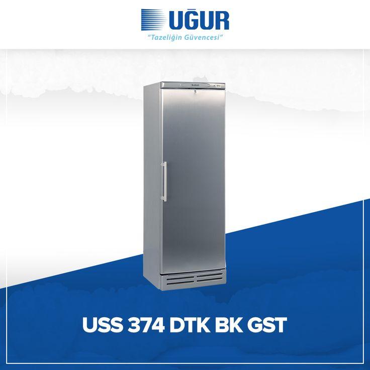 USS 374 DTK BK GST birçok özelliğe sahip. Bunlar; yüksek yükleme kapasitesi sağlayan özel iç tasarım, mükemmel ürün görünürlüğü sağlayan iç aydınlatma, enerji tüketimini ortalama %50 azaltan çevre dostu soğutma gazı, R600a ve EYS ile çalışmaya uygun model seçeneği, servis maliyetlerini azaltan, bakım gerektirmeyen tel kondenser ve 2 adet ayarlanabilir ayak ve 2 adet tekerlek. #uğur #uğursoğutma
