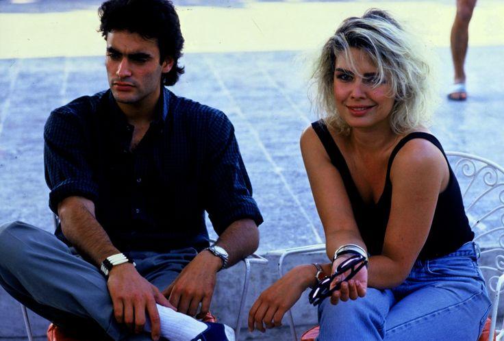 Antony Delon & Kim Wilde, 1987