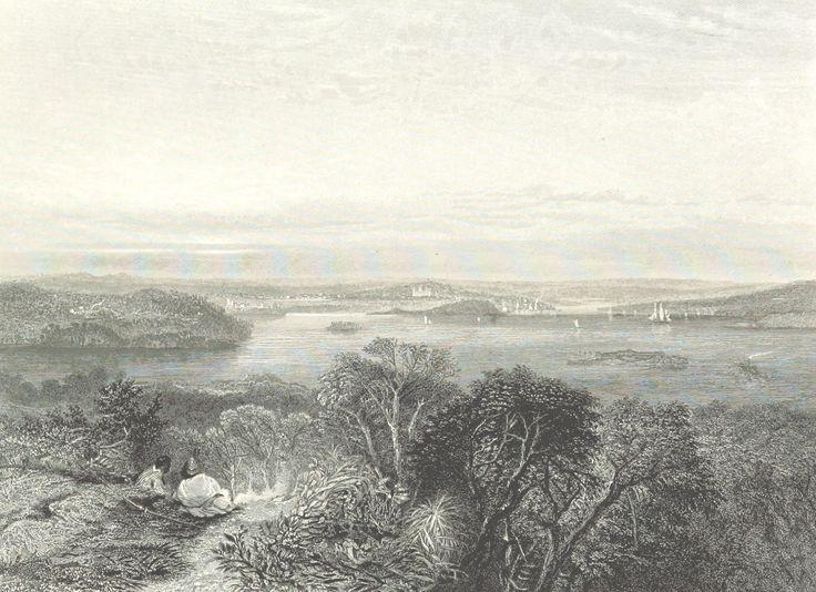 Port Jackson, New South Wales 1873