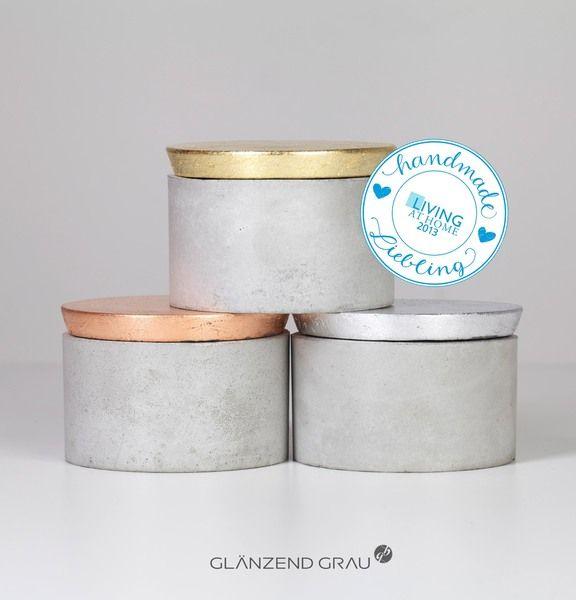 charmante ideen beton stehlampe am besten pic oder dcbada diy concrete candles