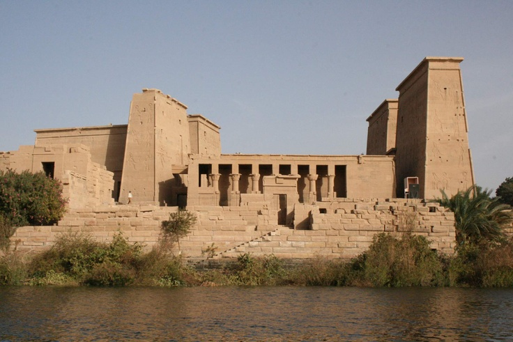 Egypt, Philae Temple