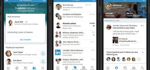 LinkedIn simplifies de-sterilizes with its Voyager mobile app