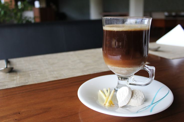 Ginger Coffee Our new ginger coffee is combined with espresso roast and velvety-steamed whole milk, infused with ginger and cloves. Get this incredible coffee.