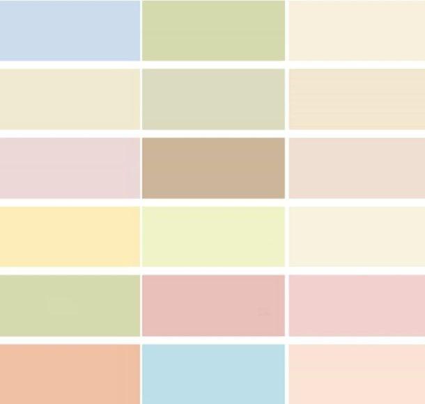 Весенний тренд: пастельные оттенки в инерьере