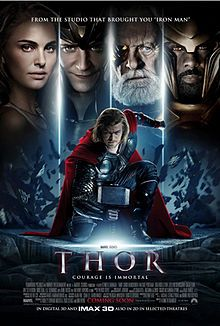MOVIE COLLECTION: Thor American Superhero Film Action Fantasy Movie | Marvel Studios Paramount Pictures