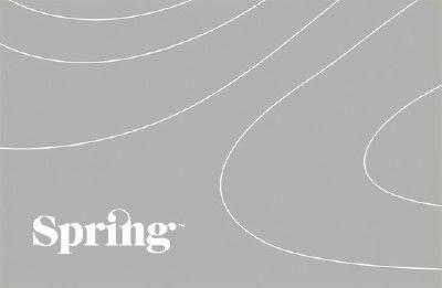 Spring Spa Gift Voucher