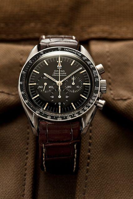#Vintage 1967 #Omega #Speedmaster 145.012