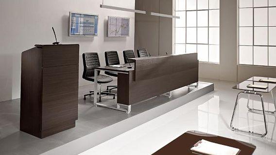 I-Meet Мебель, которая используется для конференций, семинаров. Las