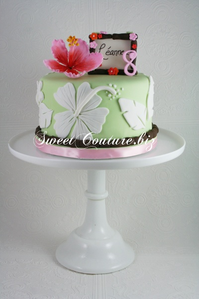 gâteaux vert