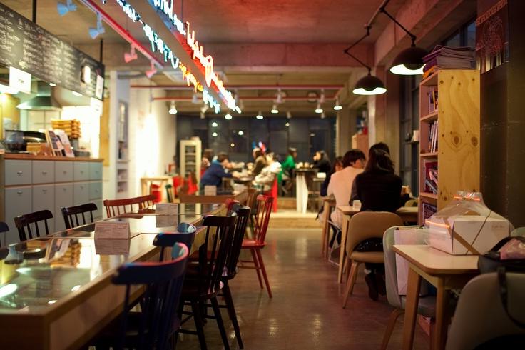 cafe 1010, seoul