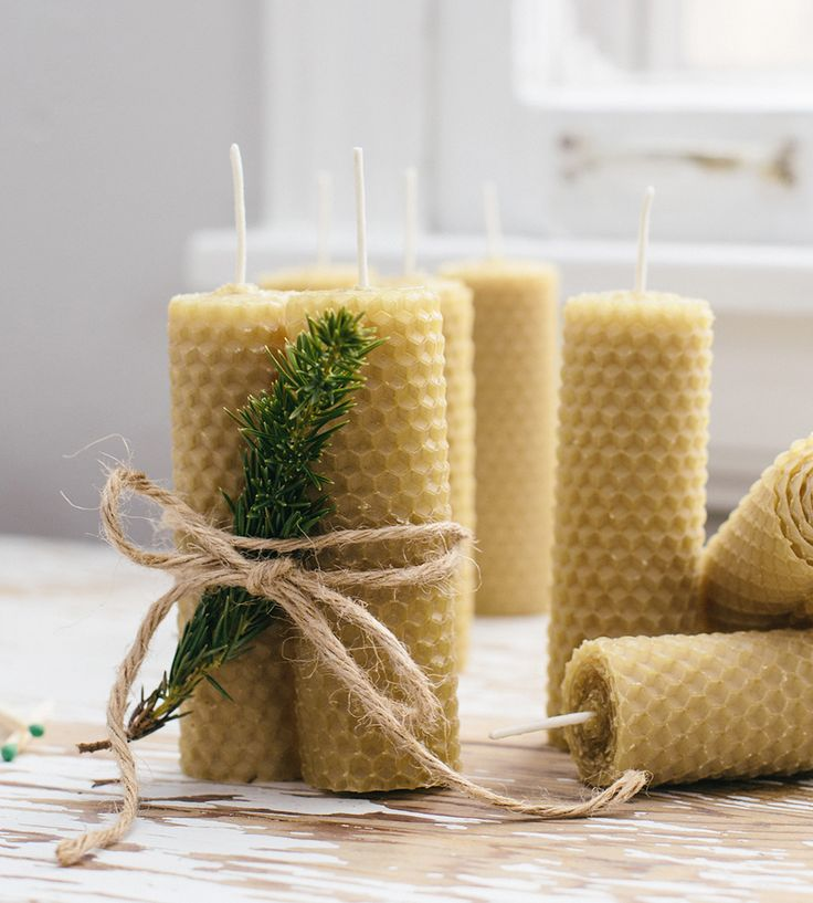 Hand-Rolled Beeswax Candles Set | Home Decor | Forever Company | Scoutmob Shoppe | Product Detail