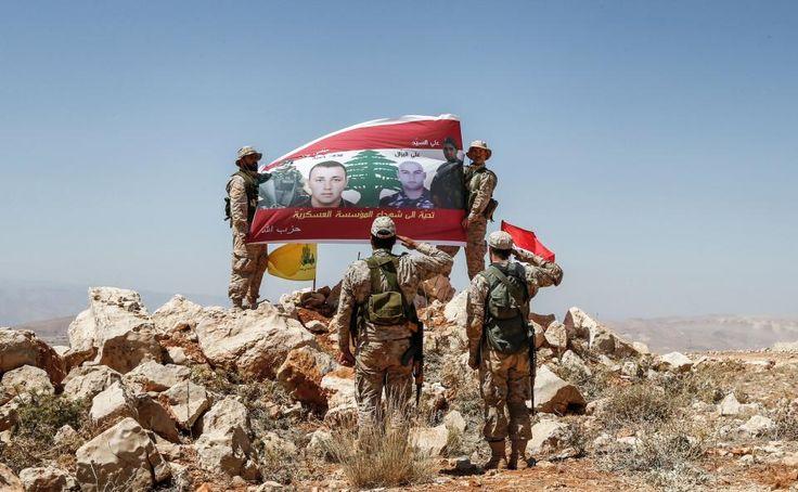 27 July 17    Hezbollah Vs. Al-Qaeda: Iran-Backed Militia Says Al-Nusra Front Has Lost Showdown In Lebanon