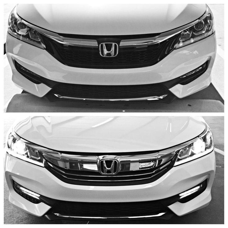 Honda Accord Sport Grille (Top)