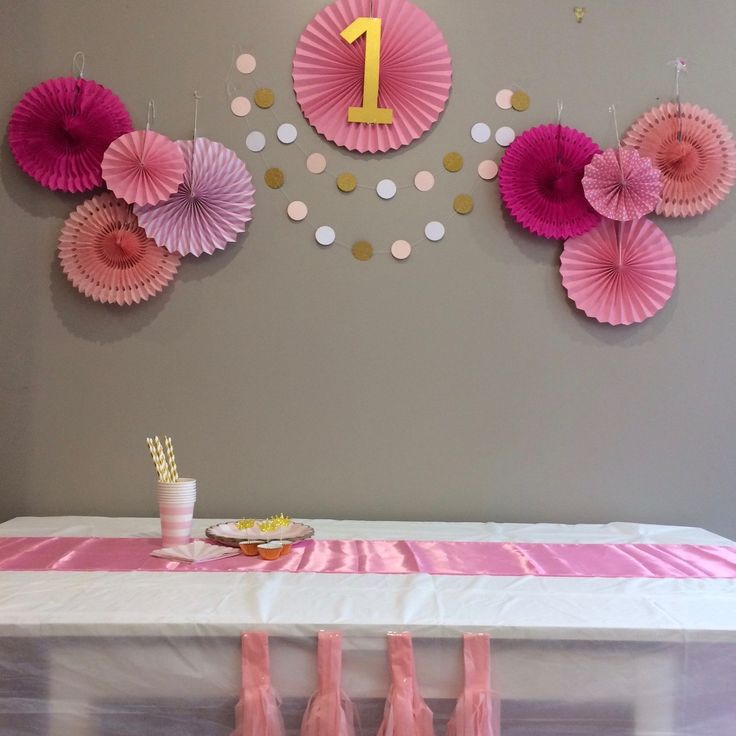 Gorgeous Girls First Birthday Party Essentials Box from @thepartyboxcompanynz #boxesofawesome #thepartyboxcompanynz #firstbirthday #pinkparty #princessparty