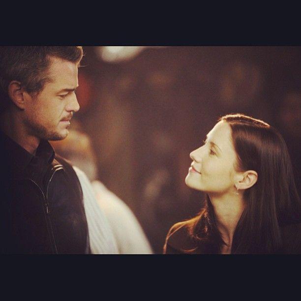Mark Sloan and Lexie Grey :'(