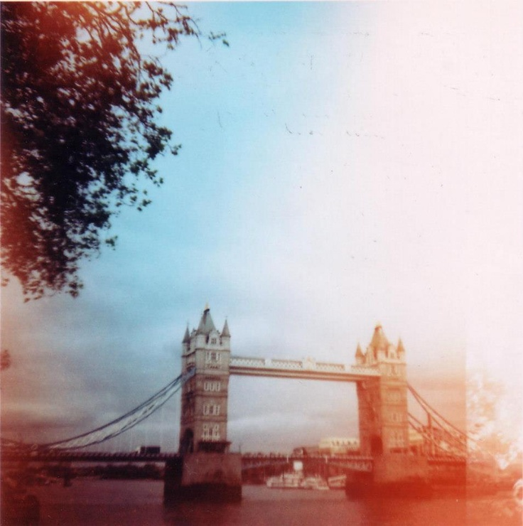 #london #england #diana+ #lomography #londonbridge #travel #world