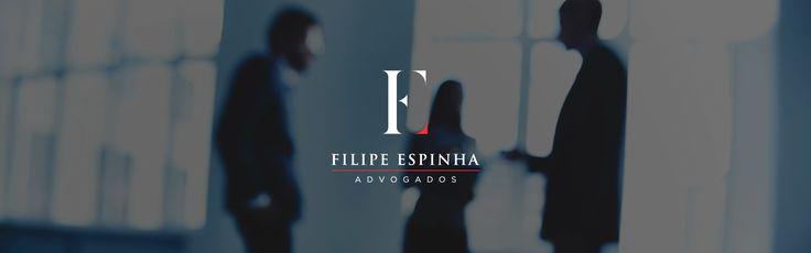 Exercício de Branding para escritório de advogados Filipe Espinha Advogados . Este escritório de advogados tem como lemas a persistência, determinação, ino...