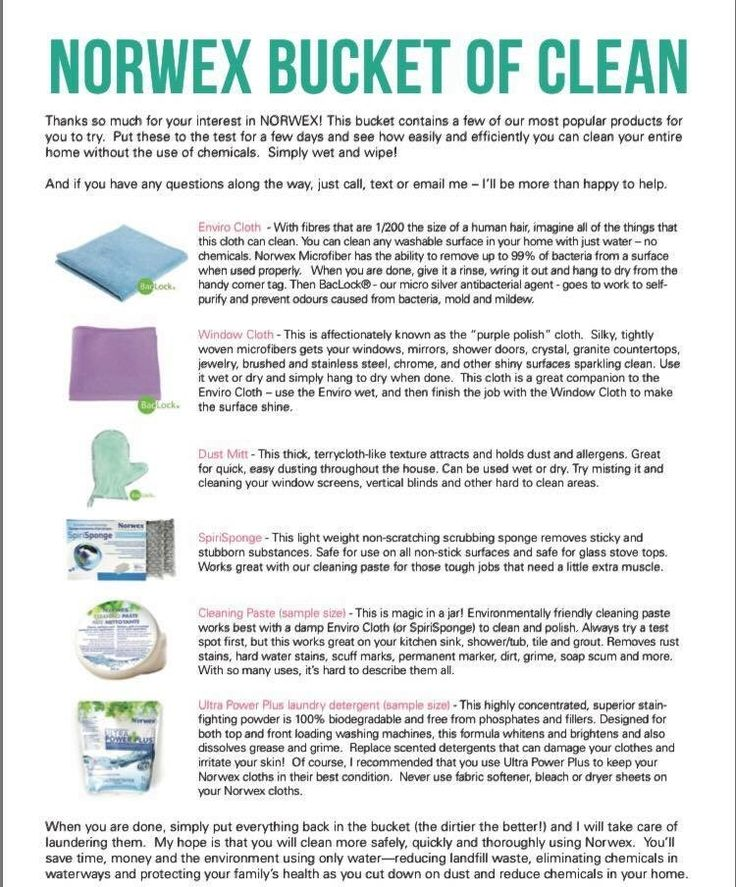 Norwex Cleaning Products: 71 Best Norwex Images On Pinterest