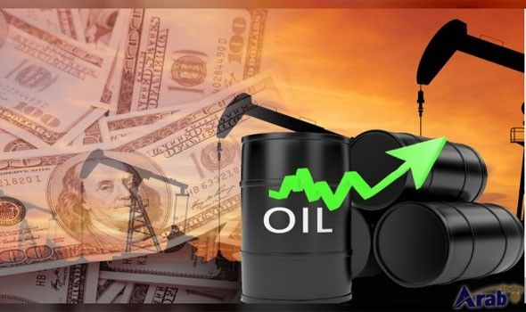 Kuwaiti oil price up 25 cents to $54.86 per barrel